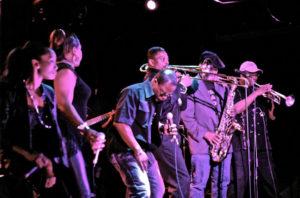 Entertainment mit Funk & Soul, Big Bands, Elvis und co.