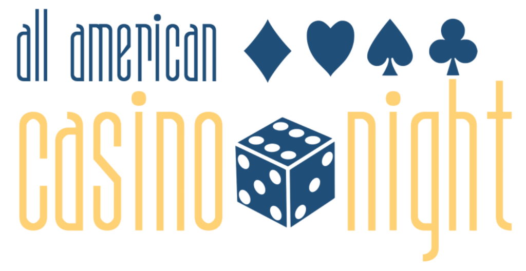 Logo All American Casino Night