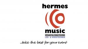 hermes music Logo