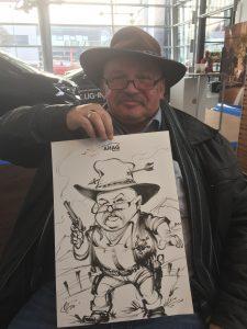 Karikaturisten-Aktion